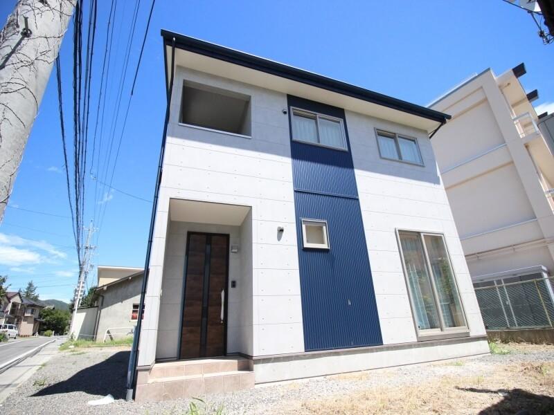 松本市 建売住宅 自然素材の家
